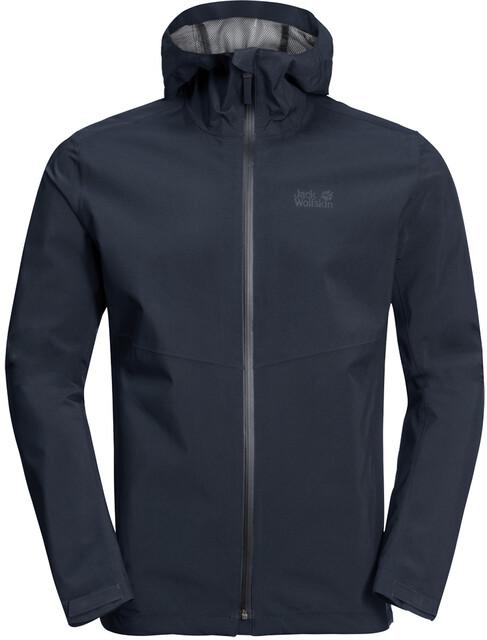 Jack Wolfskin JWP Shell Jacket Herren night blue